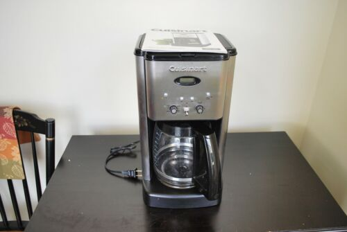 Cuisinart Brew Central 12 Cup Stainless Steel Coffee Maker DCC-1200