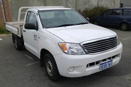 2007 Toyota Hilux Ute Thornlie Gosnells Area Preview