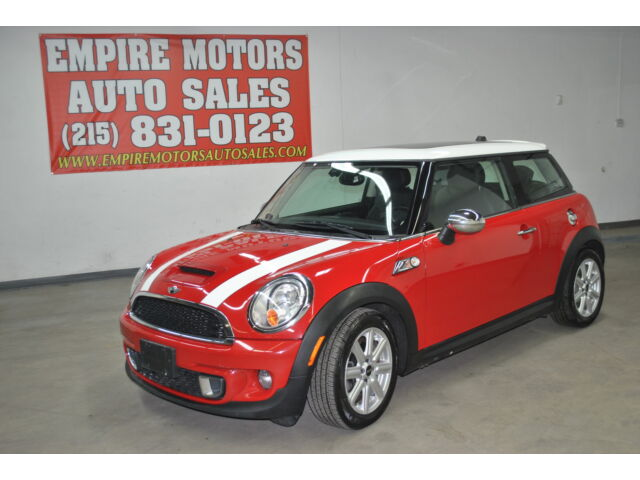 2011 Mini Cooper S 6 Speed Manual One Owner No Reserve