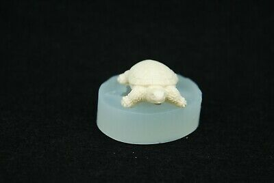 Mini Turtle, Silicone Mold Chocolate Polymer Clay Soap Melting Wax Resin
