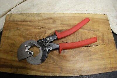 Burndy Ratchet Cable Cutter Rcc336 New No Box
