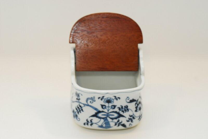 Blue Danube Onion Salt Box