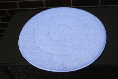 Carpet Bonnets  Rubbermaid #Q221-00 Commercial Low Profile Case of 5  M3951