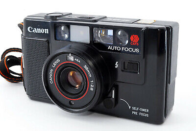 [Excellent Canon AF35M Point & Shoot Film Camera 38mm f/2.8 From Japan