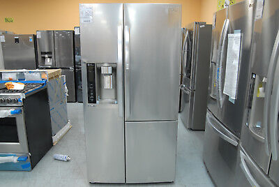 NEW LG LSXS26386S 26 Cu. Ft. Side by Side Stainless Steel Refrigerator