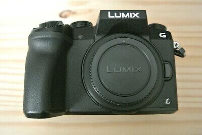 New Panasonic Lumix DMC-G7 16.0MP Digital SLR Mirrorless Camera - Black