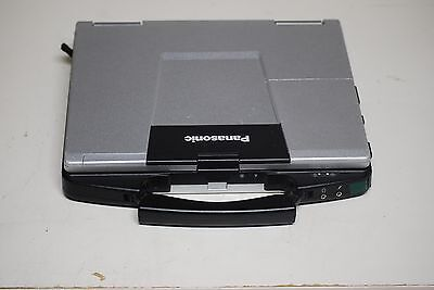 Panasonic Toughbook Rugged 1.8ghz Touch Screen CF74 500gb Windows 7 Pro DVD WiFi
