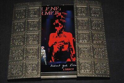 "MYLENE FARMER ""Avant Que L'ombre... À Bercy"" DOUBLE DVD BOX LIMITED EDITION"