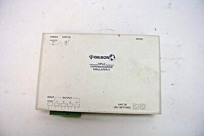 Gilson Hplc Chromatogram Simulator Ii Gsioc 8-00033-01