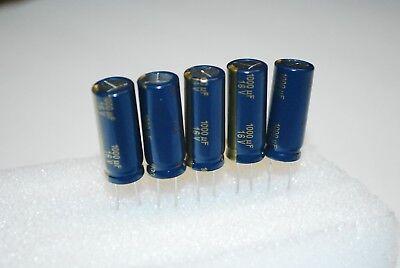 5 1000 F 16 Volt Electrolytic Capacitors Lcd Repair Kit A436