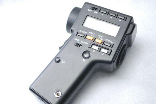 Minolta Spotmeter F Light Exposure Spot Meter from Japan #W58