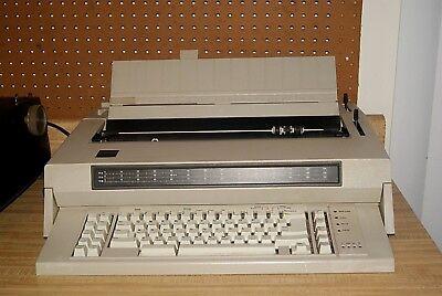 Ibm Wheelwriter 6 Typewriter