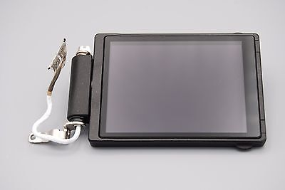 Nikon D5100 LCD Screen Display Monitor With Hinge Flex Cable, Front Cover  for sale  Shipping to India