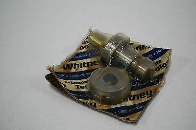 Whitney Punch And Die Set 8215-98360-02120 8215-98370-02239