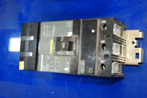Square D FA34080,   80A Circuit Breaker, Removed from Working Line