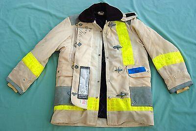 Janesvillecairns Chief Firefighter Turnout Jacket