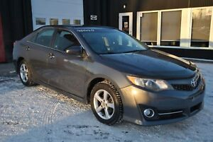 2012 Toyota Camry SE CUIR A/C MAGS GROS ECRAN