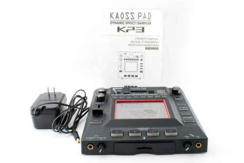 Korg KP-3 KAOSS PAD Dynamic Effect/Sampler From Japan [Exc #698775A