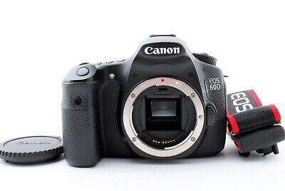 NEAR MINT Canon EOS 60D 18.0 MP Digital SLR Camera Body 1202609798