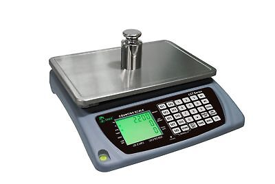 Lw Measurements Large Heavy Duty Counting Inventory Digital Scale 110 Lbs Lct-li