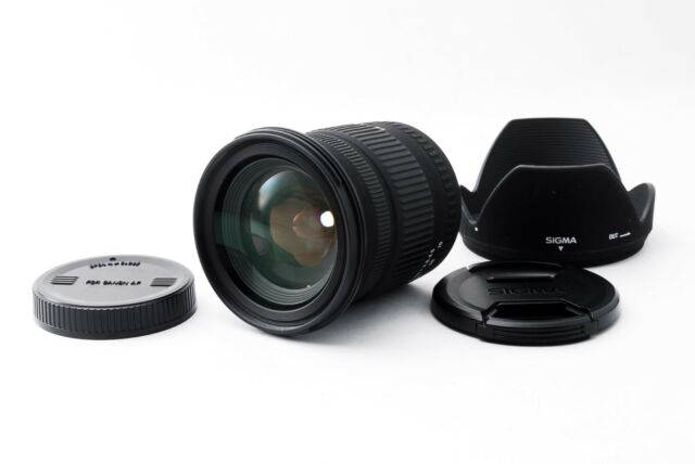 Sigma DC 17-70mm f/2.8-4.5 DC Lens Canon [Excellent] from Japan