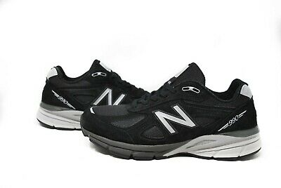 New Balance Women's 990V4 Running Shoe in Black Sz 7-10 B/D New