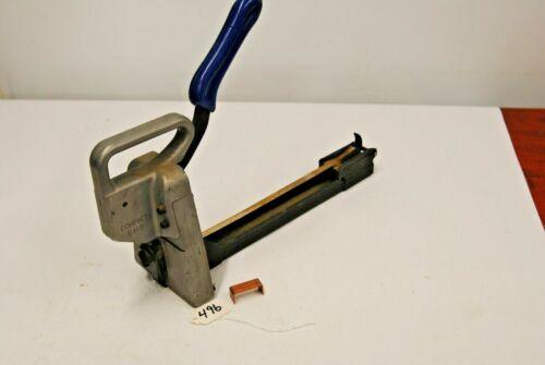 COMPACT SHD adjustable depth box carton staple CONTAINER STAPLING CORP (496)