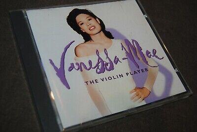"VANESSA-MAE ""The Violin Player"" CD / EMI - 55089-2 / 1995"
