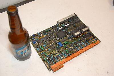 Keba E-8-analog D1432b Analog Control Board Inv30151