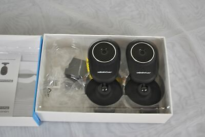 Momentum HD Wireless Indoor Home Security Camera with 2-Way Audio, Night Vision,