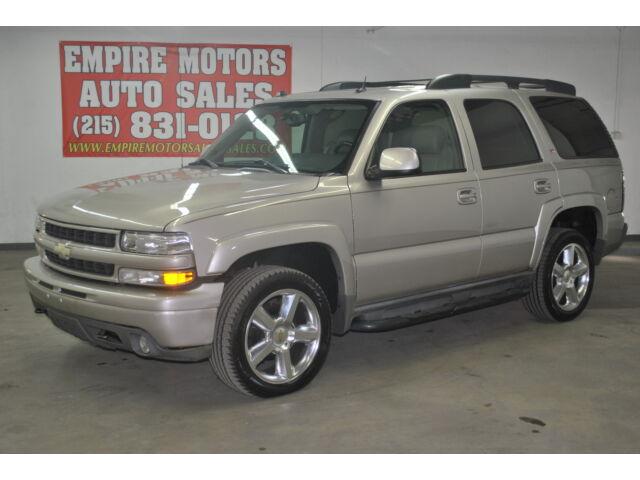 Imagen 1 de Chevrolet Tahoe gray