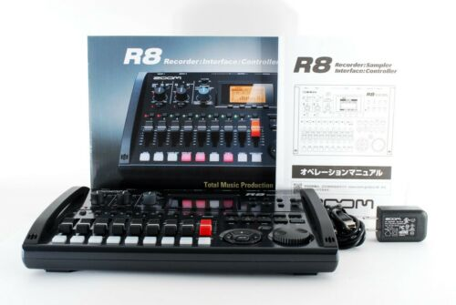 ZOOM R8 Multi-Track Recorder Digital recorder R8 USED A8981