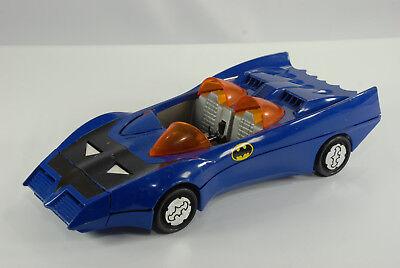 1984 Batmobile DC Comics Super Powers Vehicle for Batman Kenner Vintage Toy Car