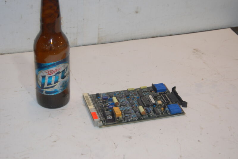 Netstal injection molder 110.240.8901 Lotseite Circuit Board INV=30407