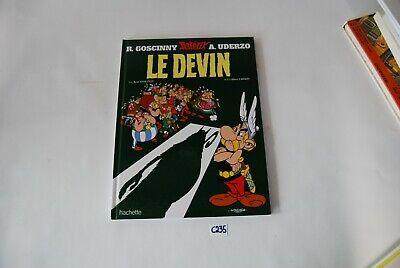 C235 Ancienne BD - Astérix - Uderzo - Le Devin