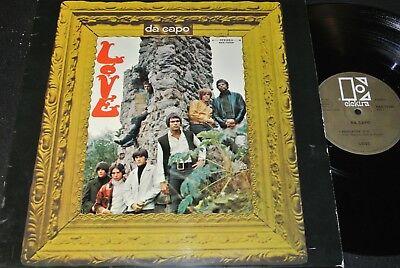 LOVE Da Capo / 1st press German LP 1968 ELEKTRA EKS-74005