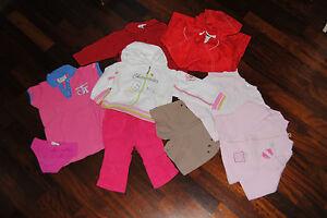 lotto-abbigliamento-bambina-9-12-mesi-BENETTON-BRUMS-MAGNOLIA