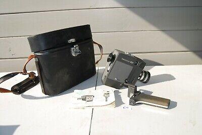 E1 Ancien appareil Yaschica up - caméscope