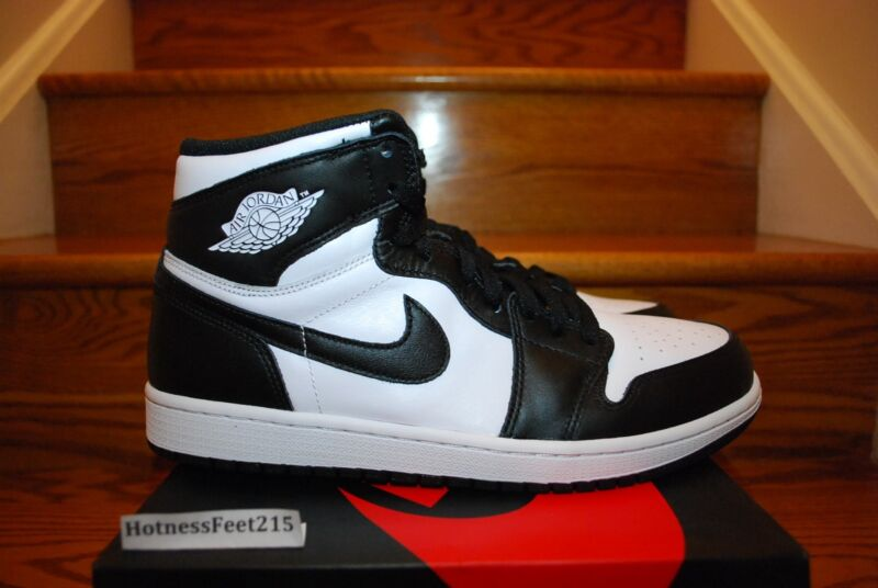 Nike Air Jordan 1 Retro High OG Schuhe Sneakers 555088 011 EUR 43 US 9 5