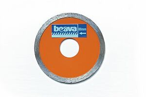 80MM DIAMOND BLADE/WHEEL/DISC FOR PLASPLUG TILE CUTTER SAME AS PLUSPLUG RDW082