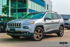 2017 Jeep Cherokee North 4X4 Latitude