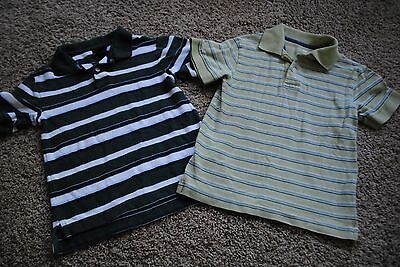 THE CHILDRENS PLACE CHEROKEE ~ Lot of 2 ~ Boys Polo Shirts ~ Size XS 4 5 EASTER