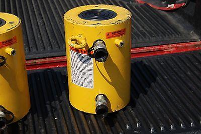 Enerpac Clrg-1506 High Tonnage Hydraulic Cylinder 150 Ton 5.91 Stroke 10000psi