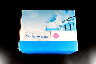 Uxi Vortex-m Mini Vortex Mixer Portable Vortex Mixer 5w Pink