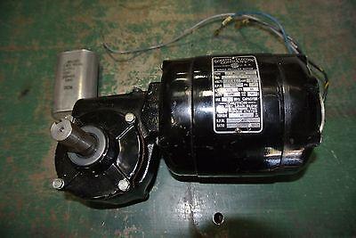 Bodine Electric Gearmotor Nc1-34rhl 115vac 501 28 Rpm Gear Motor Whse2.29a6