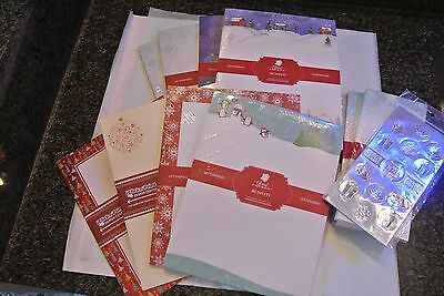 Great Papers & Geographics Letterheads, foil stickers & envelopes!