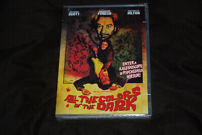 All the Colors of the Dark - OOP R1 Shriek Show - Edwige Giallo Fenech - - All Of The Halloween Movies