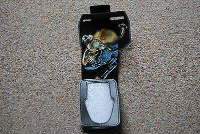 ::MEGADETH LOGO MP3 PLAYER CASE NEW OFFICIAL RUST IN PEACE YOUTHANASIA RISK 13