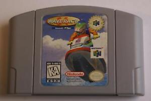Wave Race 64 - Great N64 Nintendo 64 Game - Get it now!