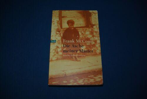 Die Asche meiner Mutter von Frank McCourt (1998, Taschenbuch)